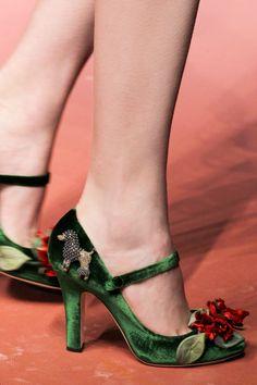 Лучшая обувь сезона осень-зима 2015 на Неделе моды в Милане | Vogue | Мода | Выбор VOGUE | VOGUE