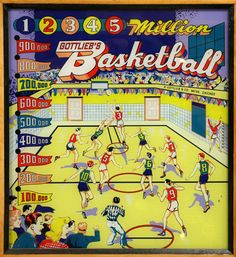 50 Gorgeous Examples of Pinball Machine Art Across Seven Decades