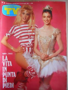 TV Sorrisi E Canzoni N°16 1983 Heather Parisi Carla Fracci Roma Calcio D40 | eBay