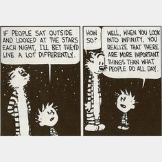 Calvin and Hobbes are so wise