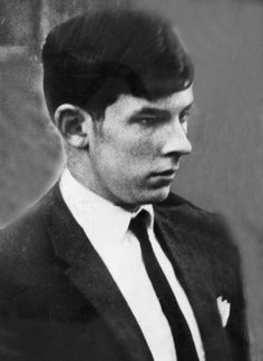 British serial killer Graham Young, aged 14, when he first stood trial for poisoning his stepmother. He served a nine year prison sentence for the murder. After his release he was jailed for life in the early 1970's for murder, having poisoned to death 2 other people and having administered non lethal doses to another 69 more victims.