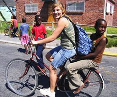 Masiphumelele Bicycle Township Tour | Grassroots Journeys Cape, Africa, Bicycle, Journey, Tours, Mantle, Bicycle Kick, Cabo, Bike