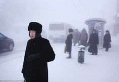 Narzekasz na zimy w Polsce? Tu temperatura spada do -50 stopni Celsjusza