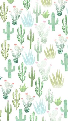 Imagem de background, cactus, and wallpaper Iphone Wallpaper Green, Iphone Background Wallpaper, Aesthetic Iphone Wallpaper, Screen Wallpaper, Aesthetic Wallpapers, Aztec Wallpaper, Cute Wallpaper For Phone, Print Wallpaper, Cactus Backgrounds
