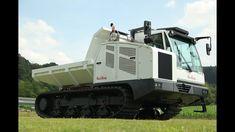 ✅ Bergmann 4010 HK Dumper ♻️ Raupendumper 10 to Nutzlast kaufen Bergmann Dumper 4010