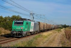 RailPictures.Net Photo: BB 27012 SNCF Alstom BB 27000 at Villenouvelle (Haute Garonne), France by Gerard MEILLEY