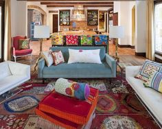 Bohemian Home Decor Design, Pictures, Remodel, Decor and Ideas - page 4