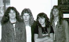 metallica back in the day