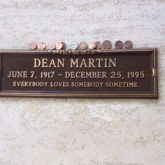 """Dean Martin  """"Everybody loves somebody  Sometime"""