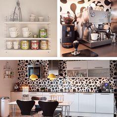 My kitchen :) Lars Contzen wallpaper