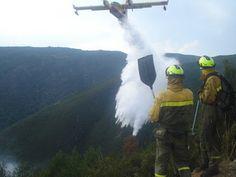 Inmediatez y eficacia, claves para el despliegue de medios de extinción de incendios forestales en apoyo de las Comunidades Autónomas