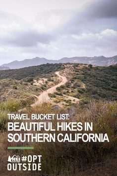 Skip the beach and head to the Santa Monica Mountains this Black Friday to join us outside. Stretching over 65 miles, hike this iconic trail and discover lush woodlands, creeks and valleys. Used by hikers, trail runners and backpackers this trail is the p Oh The Places You'll Go, Places To Visit, Santa Monica Mountains, Santa Monica Hiking, California Dreamin', Hikes In Southern California, Santa Monica California, Future Travel, The Ranch