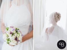Soft colours and a fantastic bridal veil. Photo: Birgit Hart