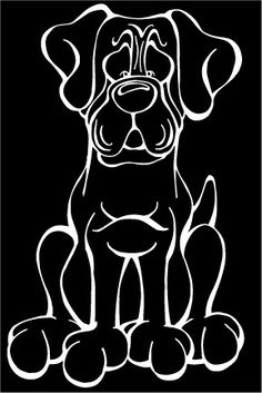 Do you love your Mastiff? Then a dog decal from Decal Dogs is what you need to celebrate your best friend. The decal measures 4 in. x 6 in. and can be applied to most smooth surfaces including your ca
