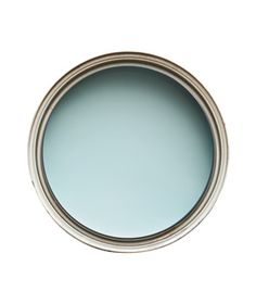 "Best Blue for the Ceiling Still Moment FA018 ""With white walls, this will make a room feel bigger and airier."""