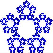 El pentágono de Sierpinksi tiene dimensión de semejanza aprox. 1.672275938 Textures Patterns, Symbols, Character, Math, Figurative, Blue Nails, Icons, Math Resources, Early Math