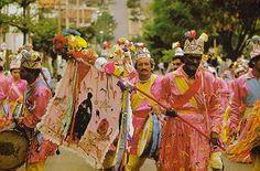 Folia de Reis - dança brasileira