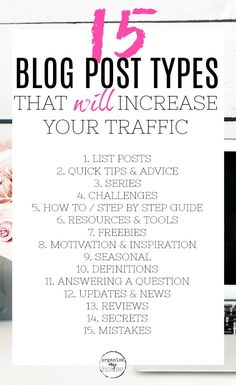 post types that increase traffic