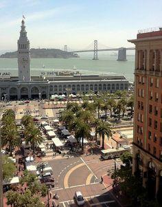 San Francisco Ferry Building Farmers Market  www.MarysLocalMarket Sustainable. Natural. Community. #maryslocalmarket