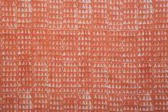 Nouveau Chic Light Coral Pyramids by Marcia Derse