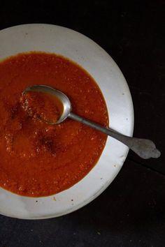 ... Tomato Soup -- http://www.thekitchn.com/recipe-egyptian-tomato-soup