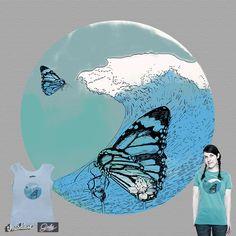 Butterfly Wave by Thomas Orrow. http://thrdl.es/~/4nE8