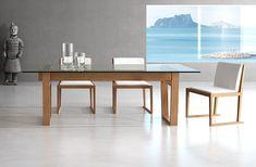 Mesa de Comedor Moderna Maralba   Material: Madera de Roble   Existe la posibilidad de realizar el mueble en diferente color de acabado, ver imagen de galeria... Desde Eur:1137 / $1512.21