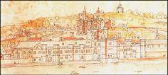 Palace of Placentia, Greenwich Tudor History, British History, Skyline Art, Paris Skyline, Greenwich Palace, Margaret Of Anjou, Paris Wall Decor, Edward Iv, John Russell