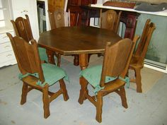 Chair Dolly For Stackable Chairs Second Hand Chairs, Second Hand Furniture, Solid Oak Table, House Clearance, Portable Tv, Dining Chairs, Dining Table, Comfortable Living Rooms, Stackable Chairs