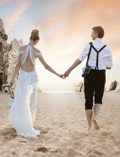 Casamento w lua de mel pelo mundo