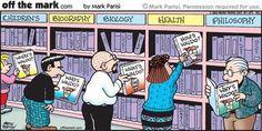 De bibliotheek bestaat voor alle leeftijden