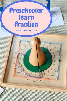 Fraction and division - Canmom Montessori Journey Montessori Math, Montessori Materials, Homeschool Math, Homeschooling, Math Games, Math Activities, What Sells On Etsy, Journey, Childrens Gifts