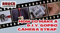 How To Make a DIY GoPro Camera Strap