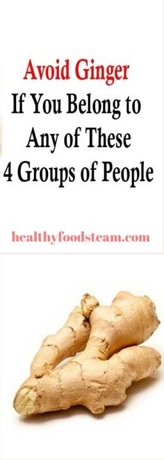 Don't Use Ginger If You Have Any of These Conditions! Healthy Foods, Healthy Recipes, Recipe Please, Stay Fit, Lose Weight, Health Fitness, Women's Fashion, Outfits, Fibromyalgia