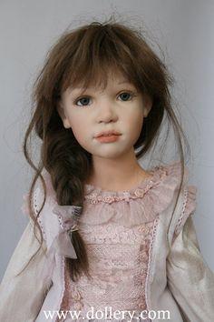 Zofia Zawieruszynski Collectible Dolls