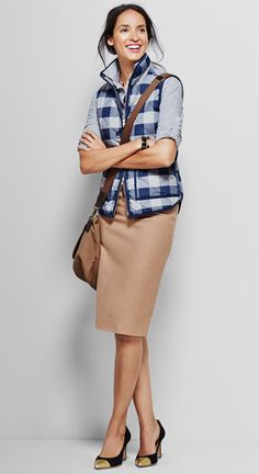 J.Crew Factory Fall Lookbook