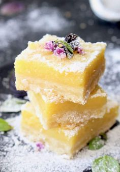 Best Lemon Bars Recipe | CiaoFlorentina.com @ciaoflorentina