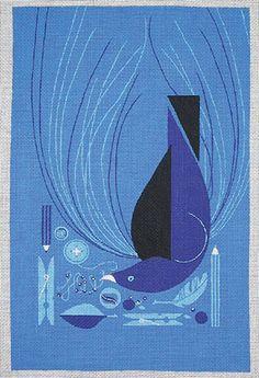 Bower Blue Bird