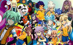 Victor Blade, Inazuma Eleven Go, Play Soccer, Manga, Anime Love, Stone, Rock, Manga Anime, Manga Comics