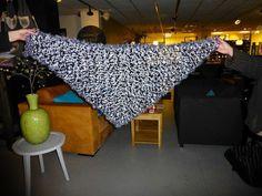 LINDEVROUWSWEB: Gezellig Haken in Haakcafe De Turf!