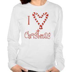 I love Christmas Shirt #christmas