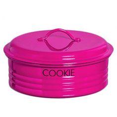 Lata cookie - belle - Westwing.com.br - Tudo para uma casa com estilo
