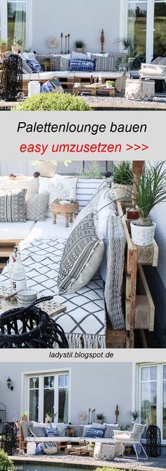 17 best Palletenhaus images on Pinterest Furniture ideas, Pallet