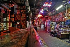 CBGB...I would have love to visit here!!!