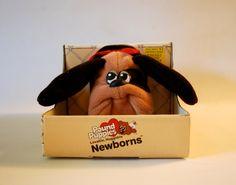 80s toys | Pound Puppies Newborns Vintage MIB Tonka Toys 80s