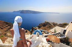 Amazing view, Santorini island, Greece  www.callgreece.gr