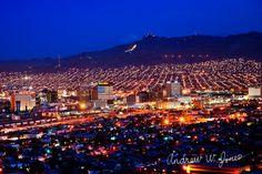 El Paso, TX - night