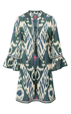 Ikat Ria Dress by TALITHA for Preorder on Moda Operandi