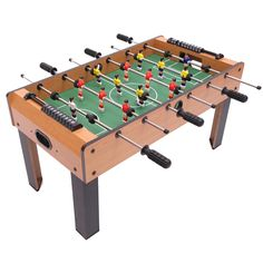 FREE SHIPPING Table soccer 6-pole Bobby children's game football table soccer table board game table