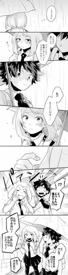 Midoriya x Uraraka / Kirishima x Ashido /  Midoriya Izuku / Uraraka Ochako / Kirishima Eijirou / Ashido Mina / Boku no hero académia 5/6